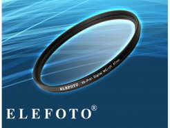 《黑框-特殊口徑》 ELEFOTO XS-PRO1 DIGITAL MC-UV 超薄框UV鏡 60mm 萊卡Leica E60專用