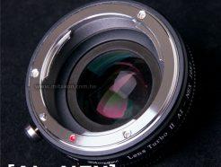 (客訂商品)中一光學 減焦環 2代 NikonAI (G)-NEX SONY E 微單眼相機