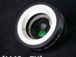 中一光學 減焦環 2代M42-FX 富士Fuji相機 減焦增光環廣角轉接環
