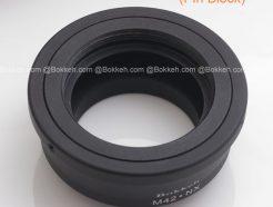 Bokkeh M42 鏡頭轉接 Samsung NX 轉接環