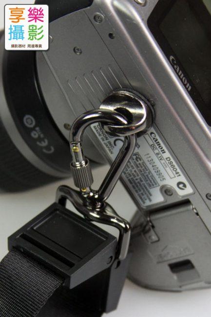 不鏽鋼 1/4公 防滑圓頭底螺絲 圓頭快裝板 for 快速背帶 QUICK STRAP BlackRapid