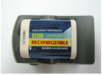 ROWA JAPAN 2CR5 充電式電池 充電器