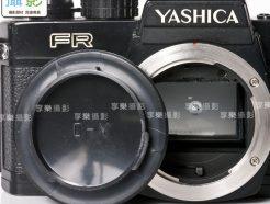 Contax Yashica C/Y 相機專用機身蓋 防塵相機蓋