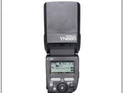 永諾閃光燈 YN-685 Canon 支援TTL 高速同步 (內建622C接收器)