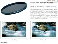 日本 Kenko ND16 Pro1D 超薄框 圓形減光鏡 52mm/77mm/82mm 公司貨