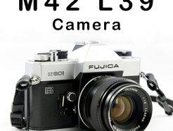 M42 / M39 相機專用轉接環