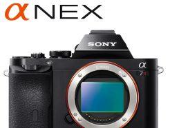 Sony NEX E-mount 相機專用轉接環