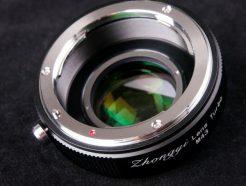 中一光學減焦環 Speed Turbo