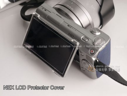 NEX 液晶螢幕LCD壓克力保護蓋 NEX3 NEX5