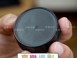 Leica M 鏡頭後蓋 塑膠材質