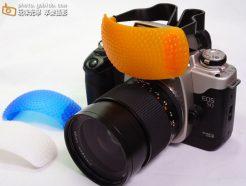 單眼專用 通用型三色溫內閃柔光罩