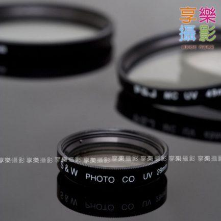 多層鍍膜 MC UV鏡 保護鏡 40.5mm / 43mm/46mm