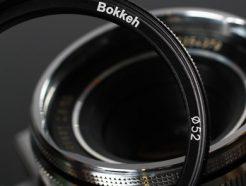 Bokkeh 濾鏡轉接環