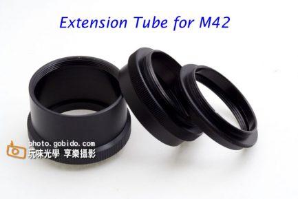 M42 微距接環 接寫環 金屬3段式