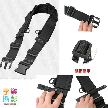 多功能攝影腰帶 for 鏡頭筒