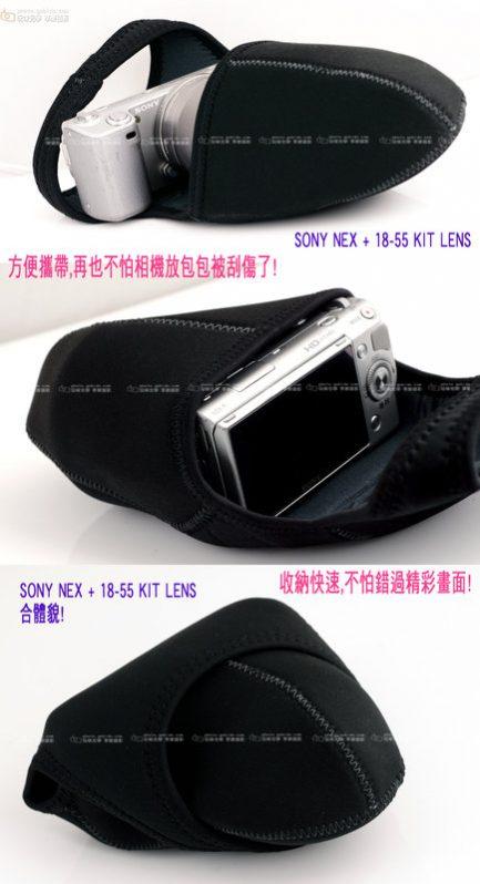 相機內膽包 單眼相機包 S/M/L 3種尺寸