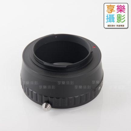 Leica R鏡 - Canon EOS M 轉接環