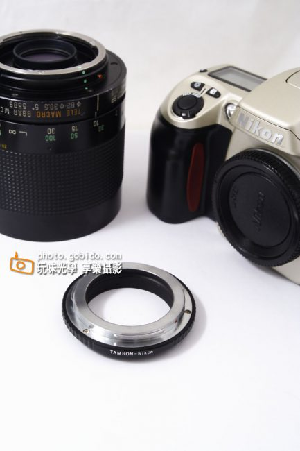 Tamron SP 騰龍百搭接環 轉接環 for Nikon 機身