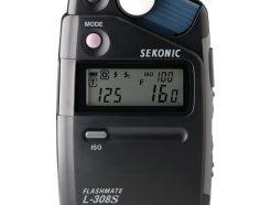 (客訂商品)日本 SEKONIC Flashmate L-308S 袖珍型測光表 正成公司貨