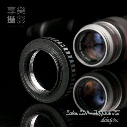 L39 - Fuji X Pro 轉接環