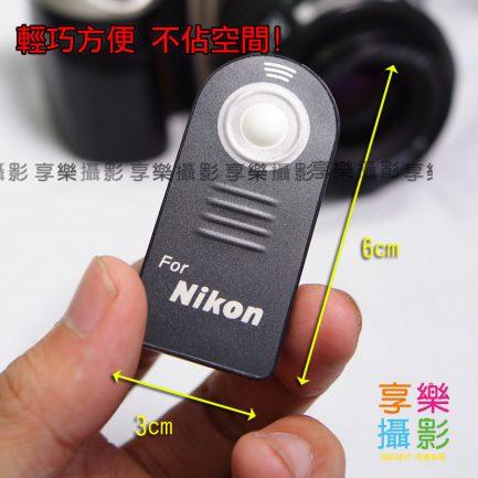 Nikon 迷你相機遙控器 功能同ML-L3