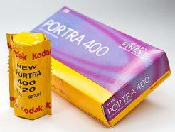 Kodak Portra 400 120彩色負片 底片 中片幅相機專用