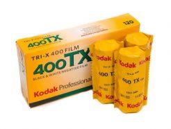 Kodak Tri-X 400TX 120黑白負片 B&W 底片 中片幅相機專用