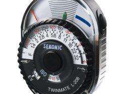 日本 SEKONIC L-208 TwinMate 簡易型測光表 正成公司貨