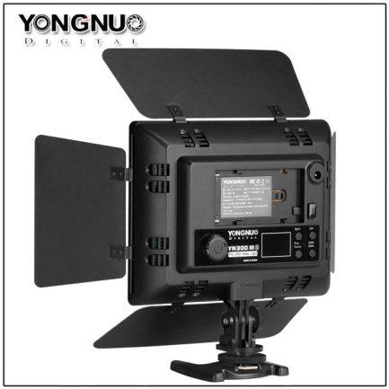 永諾 YN-300-III 機頂LED持續燈 3代 《全白光版本》