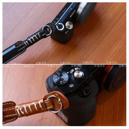 X5-M 真皮手腕帶 (黑/棕/咖啡/桃紅色)