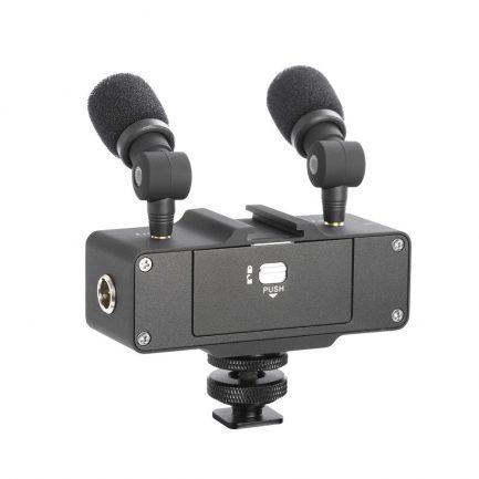 Saramonic CaMixer 專業相機用混音器 XLR監聽