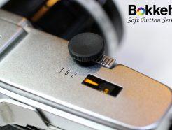 12mm 黑色 機械相機用快門鈕