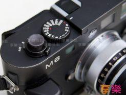 12mm 鐵灰色 機械相機用快門鈕