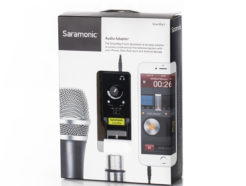 Saramonic SmartRig II (2代) 手機 XLR 收音介面,可以接樂器 iPhone, iPad, iPod, Mac, Android