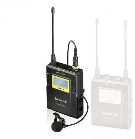 Saramonic UwMic10 UW-MIC 無線MIC 單發射器TX10