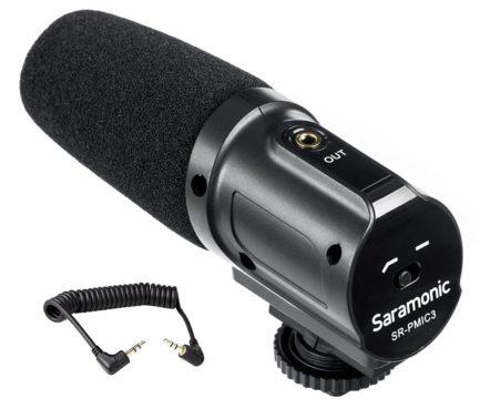 Saramonic SR-PMIC3 3.5mm心型環境全向環繞型麥克風