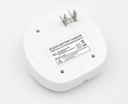 9V 4槽 鋰電池充電器 智能斷電