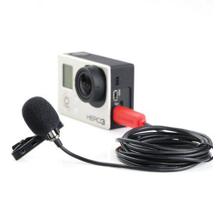 Saramonic SR-GMX1 GoPro專用麥克風 防風兔毛