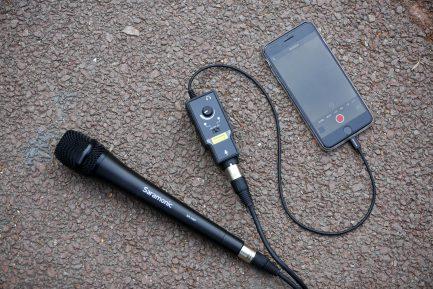 Saramonic SR-HM7 XLR 動圈式手持麥克風