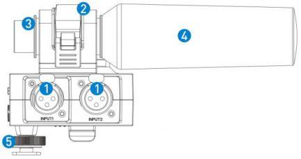 (客訂商品)Saramonic MixAdapter 專業機頂混音器