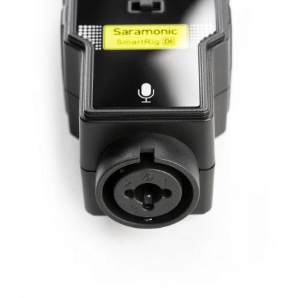 Saramonic SmartRig II DI 手機接XLR Lightning版 直播監聽 iPhone的外置音效卡