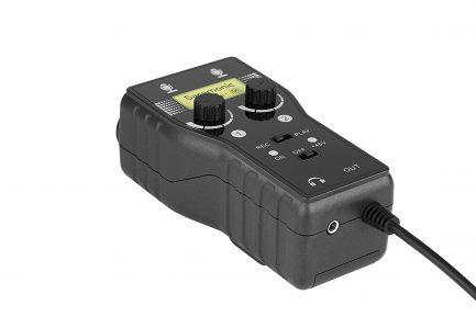 Saramonic SmartRig+ DI 手機接XLR Lightning版 直播監聽 iPhone的外置音效卡
