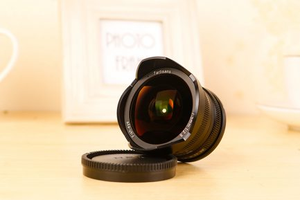 (客訂商品)7artisans 七工匠 7.5mm f2.8 FX 超廣角魚眼定焦鏡頭/手動對焦 fuji X-mount 手動鏡頭