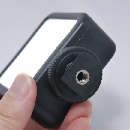 (限貨到付款/門市面交) 迷你LED燈 LED49 手機補光燈 手機/相機兩用 3熱靴可加接 錄影/直播/拍片/補光