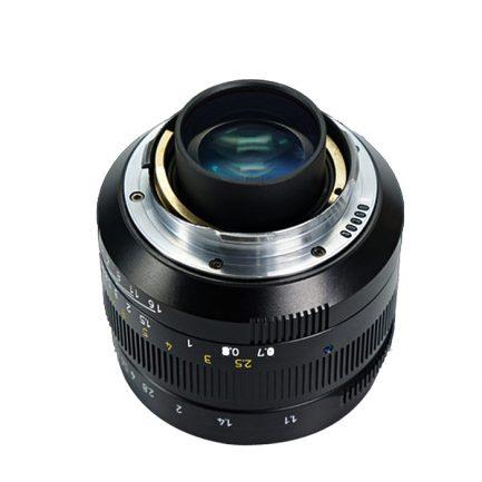 七工匠 50mm F1.1 for LeicaM 萊卡M相機 黑色/銀色 微單鏡頭