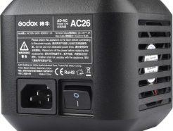 神牛Godox AD600Pro專用 AC26 交流電電源 變壓器 110V 公司貨