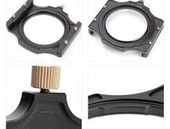 FotoFlex 金屬2代 Z-Pro Z系列濾鏡托架(套座) 可安裝Z系列方型濾鏡