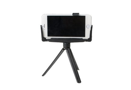 黑色迷你三腳架 1/4吋 手機/相機 可用 桌面攝影/錄影/直播小腳架