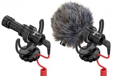 (預購中)正成公司貨 RODE VideoMicro 相機麥克風 高音質 錄音專用 單眼麥克風 正成公司貨