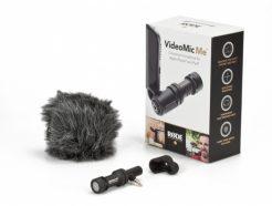羅德 RODE VideoMic ME 手機平板專業指向性麥克風 手機 拍片 3.5mm 耳機孔 直播 心型指向 正成公司貨